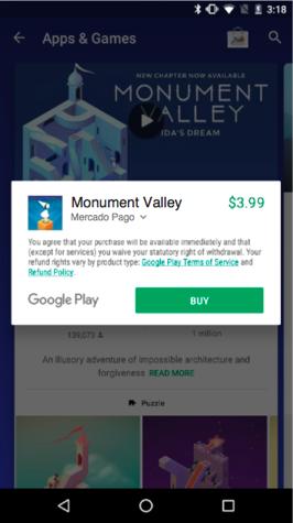 [MP] Pix e Google Play 1