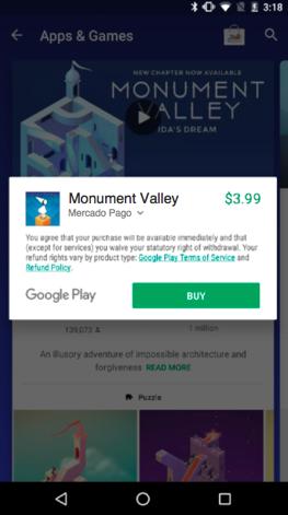 [MP] Pix e Google Play 5