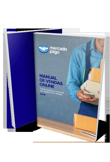 Mercado Pago - Manual das vendas online